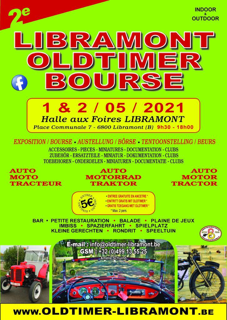 Libramont Oldtimer Bourse 2021